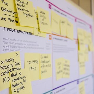 Fast-paced agile portfolio management