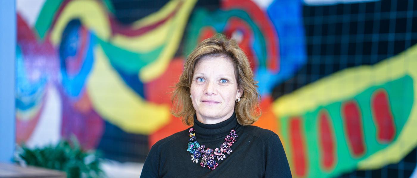 portretfoto Annette Wijbrans