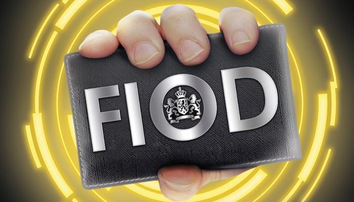 FIOD campagnebeeld tentoonstelling Belasting & Douane museum