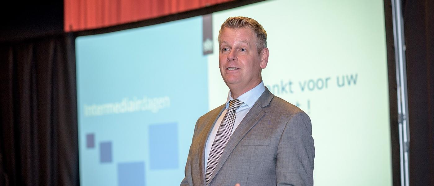 Ferry Hoogerheijde is controlemedewerker en voorlichter bij de Belastingdienst