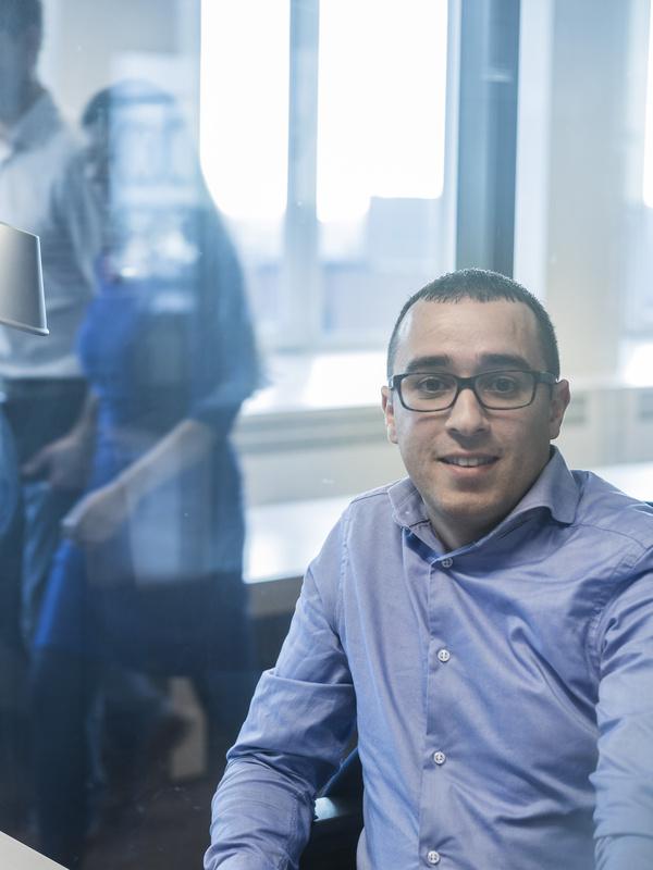 Abderrahim portretfoto