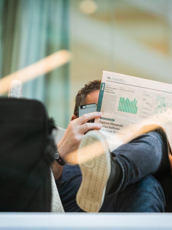 Projectleider en innovator team opsporingsondersteuning bij de FIOD
