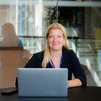 Linda van Dijk-Bandell portretfoto