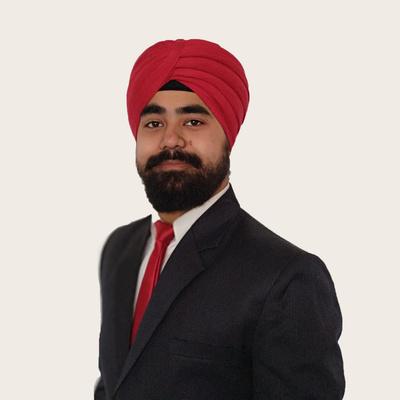 Profielfoto van Gurvinder Arora