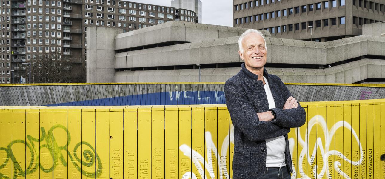 Ton Legerstee: foto Rene Castelijn