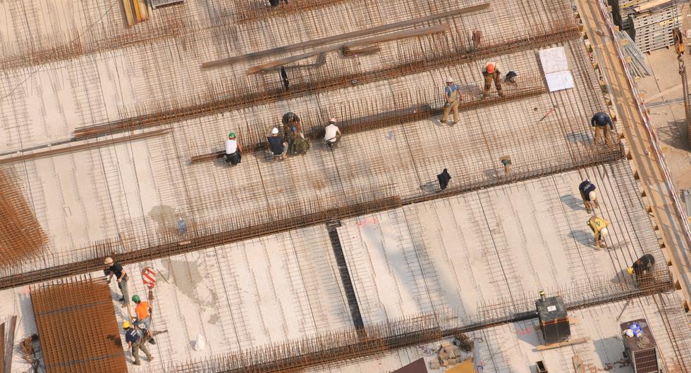 Werkgebied techniek en bouwkunde, foto van Peter Schmidt