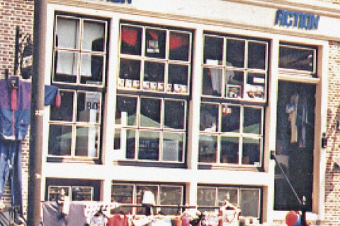 Image of the first Action store in Enkhuizen