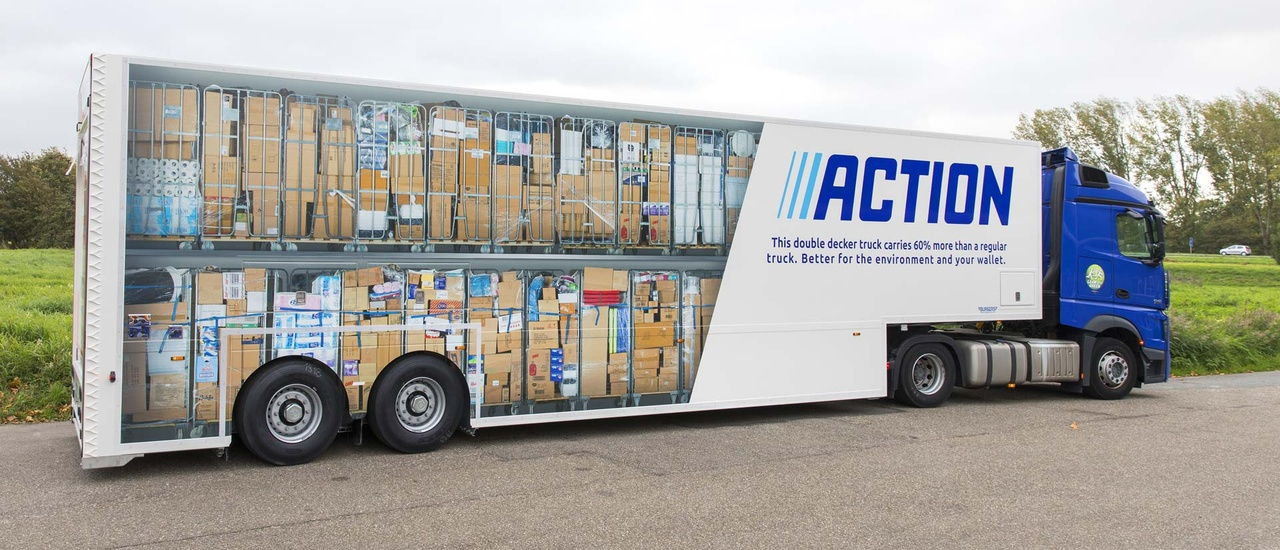 Image of Action truck