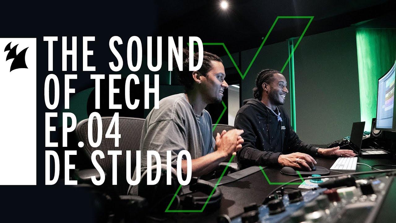 SJ&RM gaan de studio in  The Sound of Tech   EP.04