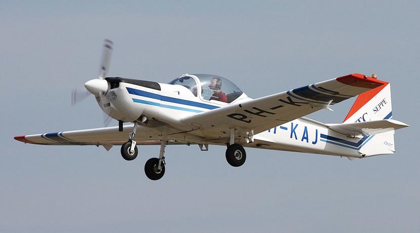 Het Spitfire vliegtuig