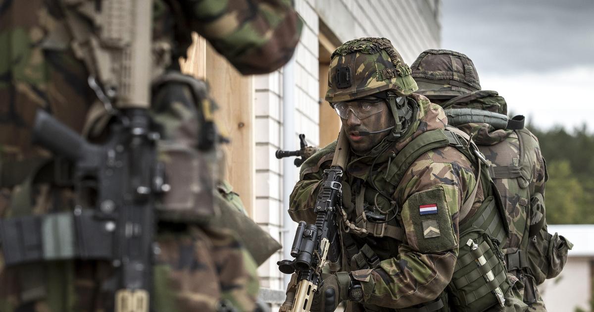 Soldaat Infanterie Werkenbijdefensienl