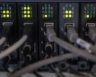 Bedrading in een computer
